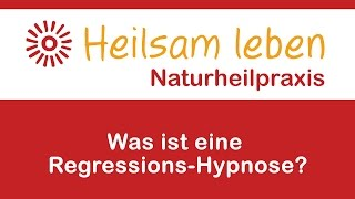 Was ist eine Regression und wie funktioniert diese mit Hypnose