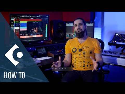 New Video Export in Cubase   New Features in Cubase 10.5