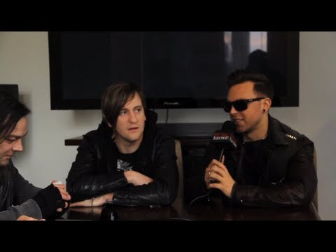 BULLET FOR MY VALETINE Talk Recording in Thailand 2013 Metal Injection Interview