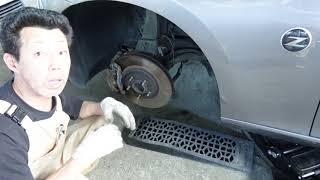 車がまっすぐ走らない原因【ハンドルをまっすぐ握っても車が傾く】が車検のサイドスリップ調節だった件