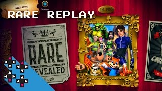 GOING OLD SCHOOL WITH RARE REPLAY — UpUpDownDown Plays
