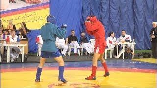 18-й Всероссийский турнир по борьбе самбо на призы Александра Пушницы