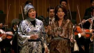 Jakarta Philharmonic Orchestra : Delibes - Flower Duet, Aning Katamsi & Binu D. Sukaman