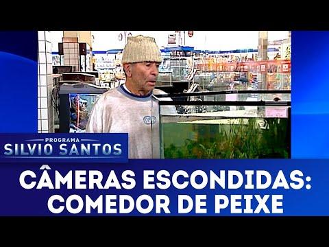 Comedor de Peixe | Câmeras Escondidas (19/08/18)