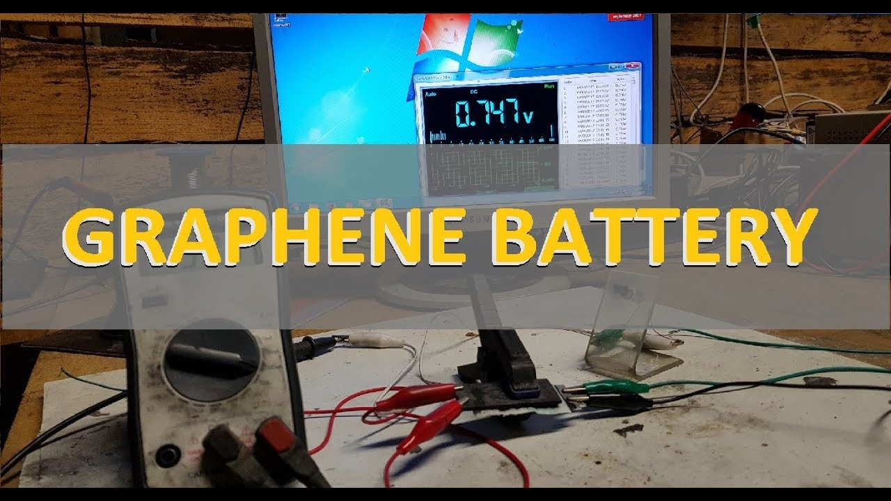 graphene battery youtube. Black Bedroom Furniture Sets. Home Design Ideas