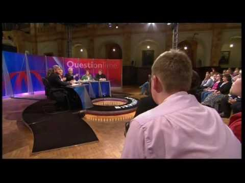 LDV Man vs Peter Hain - Question time 11th June 2009