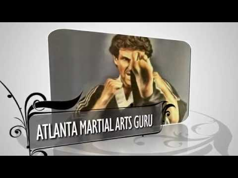 Joe Corley  Teaching Krav Maga Atlanta Extreme Warrior Martial Arts
