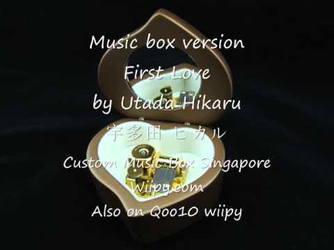 Music Box First Love by Utada Hikaru