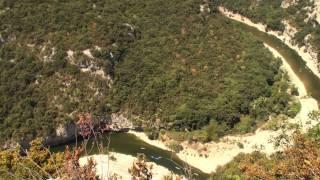Ardèche - Le route touristique des Gorges de l'Ardèche