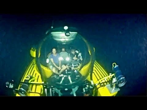 Deep Ocean: Lost World Of The Pacific Part 1 - David Attenbo