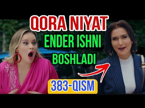Qora Niyat 383 Qism Uzbek Tilida Turk Seriali / Кора ният 383 кисм турк сериали