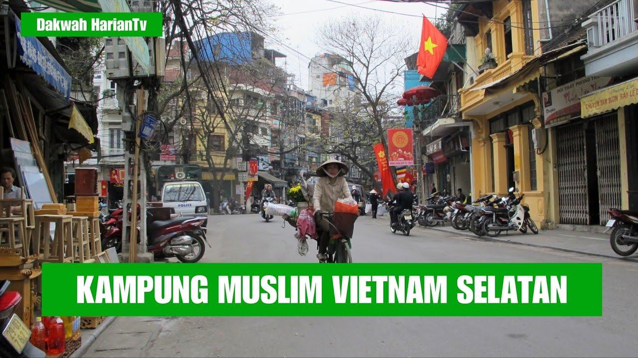 KAMPUNG MUSLIM DI NEGARA VIETNAM SELATAN