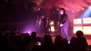 """Silverstein - """"Late On 6th"""" - Denver, CO @ Cervantes: 11/24/15 (LIVE HD)"""