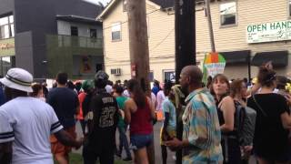 NOLA Second Line IV