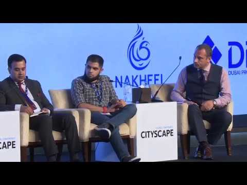 Panel discussion: Opportunities & challenges of blockchain: the digital revolution in real estate.