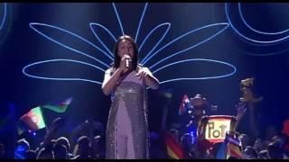 Никто такого не ожидал.Скандал на  евровидении 2017. eurovision 2017