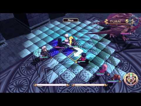 Tears to Tiara II - Battle 41 - Golden Palace (Hard Mode)
