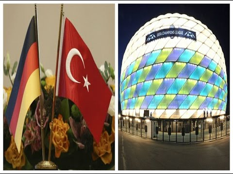 Euro 2024 Tournament to be held in Germany or Turkey