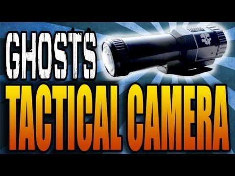 Call Of Duty: Ghosts Prestige Edition Tactical Camera Unboxing Review (COD Ghost Video Camera HD)