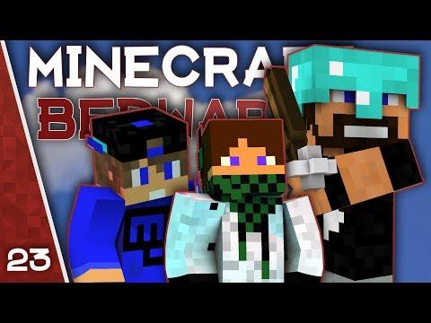 DA GRANDE VOGLIO FARE IL CAMINO! - E23 - Minecraft Bedwars [ITA] w/Marcy & TheMark