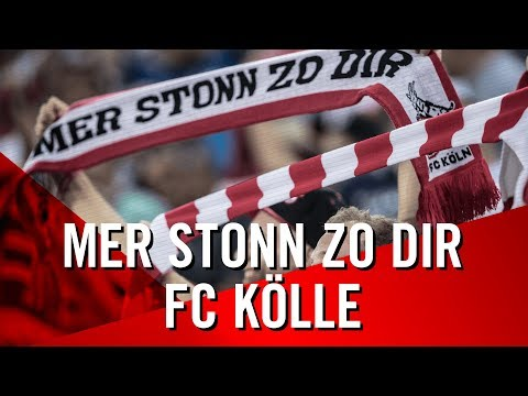 Mer stonn zo dir FC Kölle (WDR Kurvenklänge)