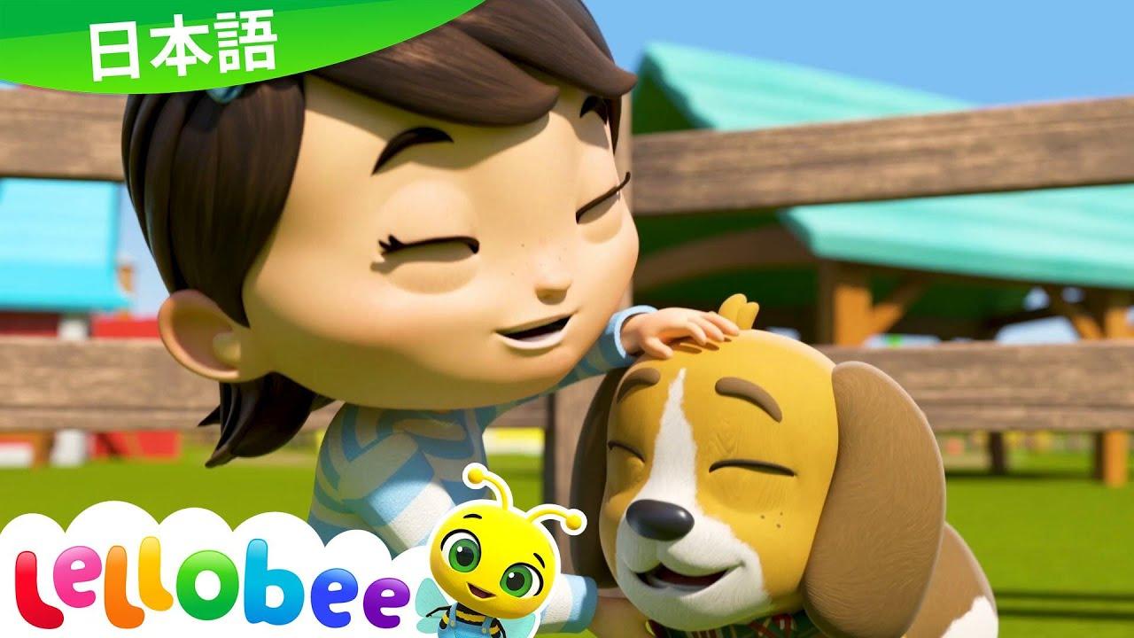 ビンゴ | 童謡と子供の歌 | 教育アニメ -リトルベイビ | Little Baby Bum Japanese