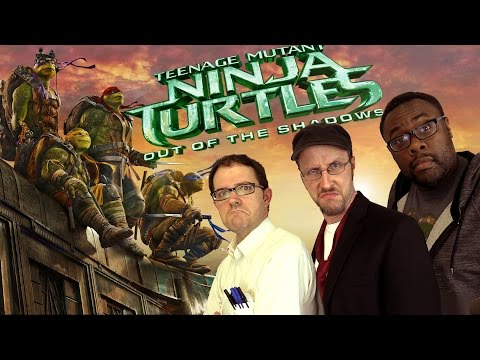 TMNT: Out of the Shadows  Nostalgia Critic