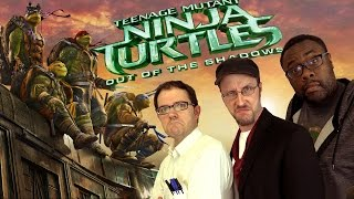 TMNT: Out of the Shadows - Nostalgia Critic