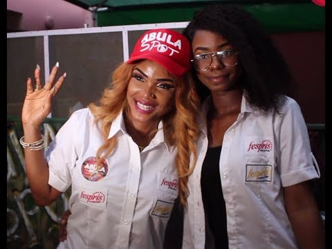 Iyabo Ojo & Her Daughter Having Fun At the Opening Of Her Restaurant +See Prices Of Their Foods