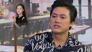 """Quách Ngọc Tuyên tiết lộ chuyện tình """"chú - cháu"""" với vợ kém 10 tuổi,bật khóc vì lý do này"""