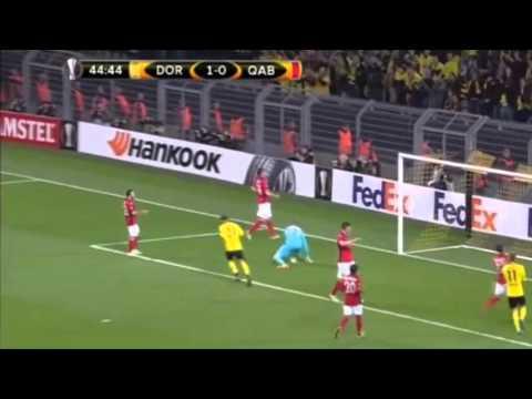 Лучшие моменты матча Боруссия Д-Габала(05.11.2015)