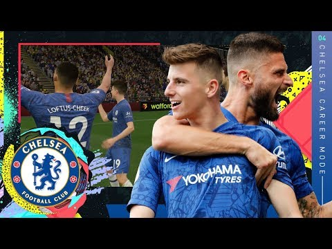 HOW TO SELECT AI STARTING 11!! FIFA 20 | Chelsea Career Mode Ep4