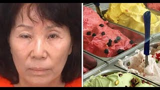 Florida Again! Woman accused of relieving herself in ice cream machine