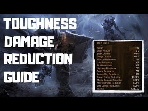 Damage Reduction Guide - Diablo 3