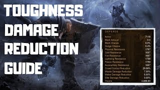 Damage Reduction Guide - Diablo III