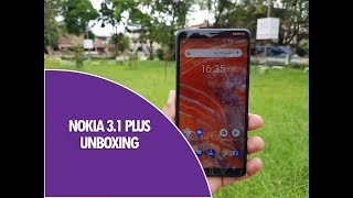 Nokia 3.1 Plus Unboxing and Hands on, Camera Samples and Software