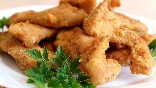 Наггетсы из куриного филе Просто и очень вкусно