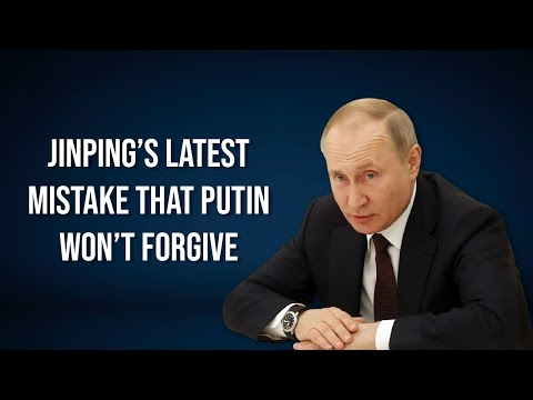 China has irked Putin many times without major consequences, but not this time