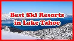 5 Best Ski Resorts in Lake Tahoe   United States Ski Resorts