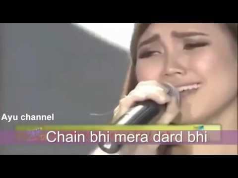 Lagu Terbaik Ayu Ting Ting Tum Hi Ho Karaoke Version
