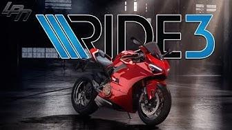 RIDE 3 Part 1 - Forza trifft auf Motorräder! | Lets Play