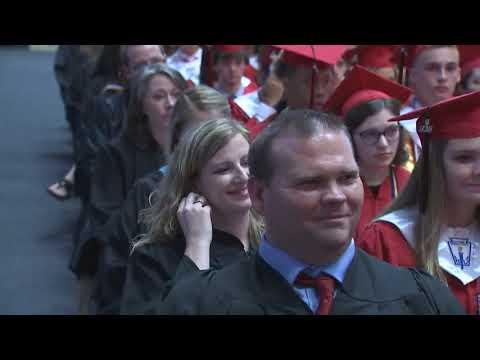 2018 Colleyville Heritage High School Graduation