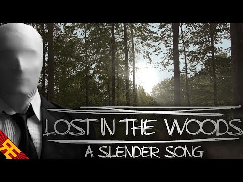 A Slender Song: Lost in the Woods  Halloween Musical