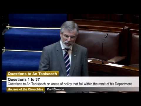 Taoiseach's Questions