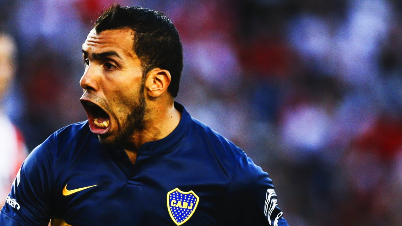 Carlos Tevez Boca Juniors 2016 All Amazing Goals