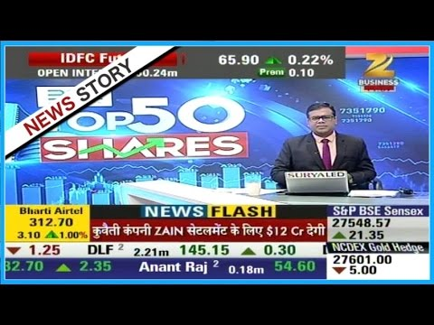 TOP 50 SHARES | Good buying recorded in Pharma sector