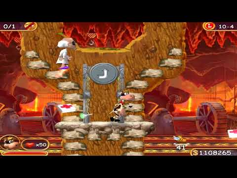 Supercow (2007, Windows PC) Final Boss