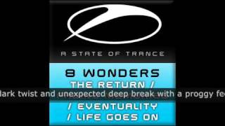 8 Wonders - The Return (Original Mix)