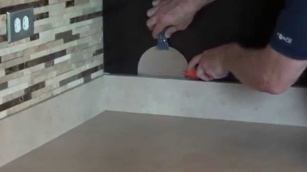 Removing Countertops