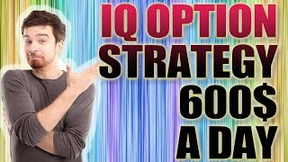 IQ OPTION STRATEGY - IQ OPTION REVIEW. IQ OPTION TRADING SYSTEM 2017 (BINARY OPTIONS)